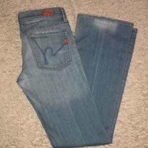 COH Jeans Denim Kelly Stretch Bootcut Size 28